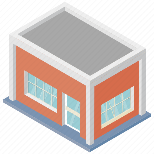 Apartment, building, building front, house, residential building icon - Download on Iconfinder