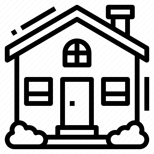 apartment, building, cottage, home, house icon