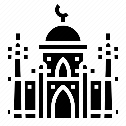 Building, islamic, masjid, mosque, religion icon - Download on Iconfinder
