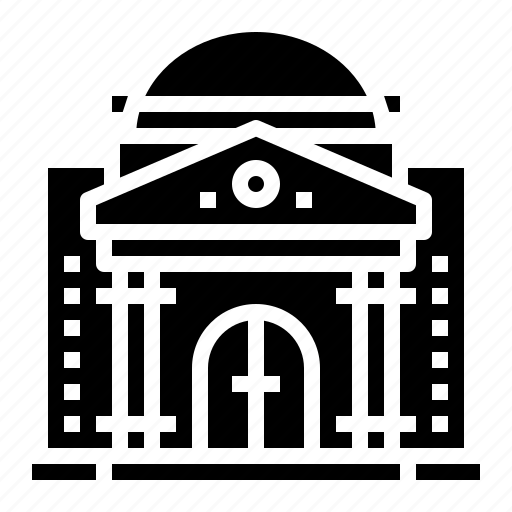 Bank, building, city, hall icon - Download on Iconfinder