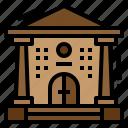 architecture, building, estate, government, museum