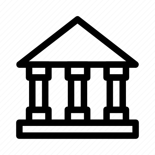 Bank, banking, buildings, currency, finance, financial, money icon - Download on Iconfinder