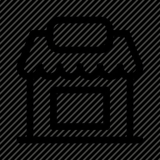 buildings, ecommerce, market, shop, store icon