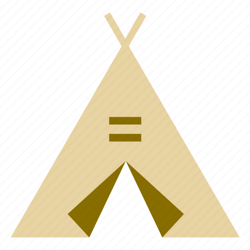 architecture, building, camping, construction, tent icon