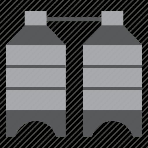 building, cistern, construction, farm, farming, tank, water icon