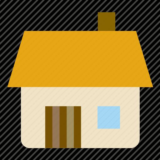 architecture, building, cabin, cottage, house, hut icon