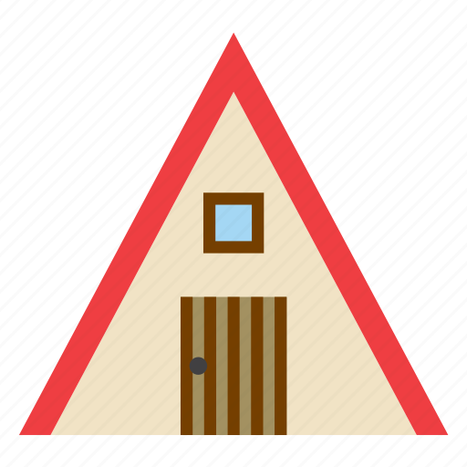 architecture, building, cabin, construction, cottage, hut icon
