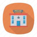 architect, building, estate, government, police, property, real icon