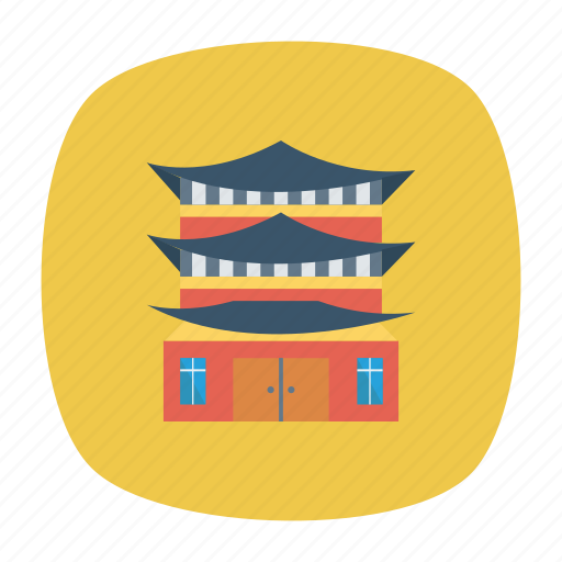 building, china, estate, land, mark, property, real icon