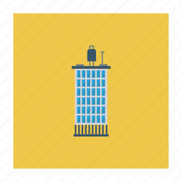 architect, building, estate, industery, office, real, tower icon