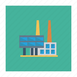 architect, building, commercial, estate, industrial, real, work icon