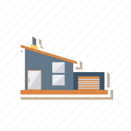 apartment, architect, building, construction, estate, house, real icon