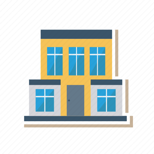 apartment, architect, building, estate, office, real, workplace icon