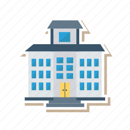 architect, building, corporate, estate, home, house, real icon