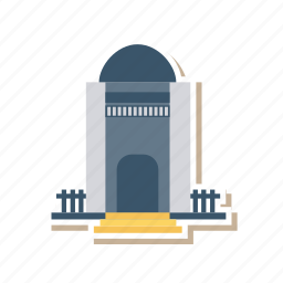 architect, building, estate, landmark, place, real, workplace icon