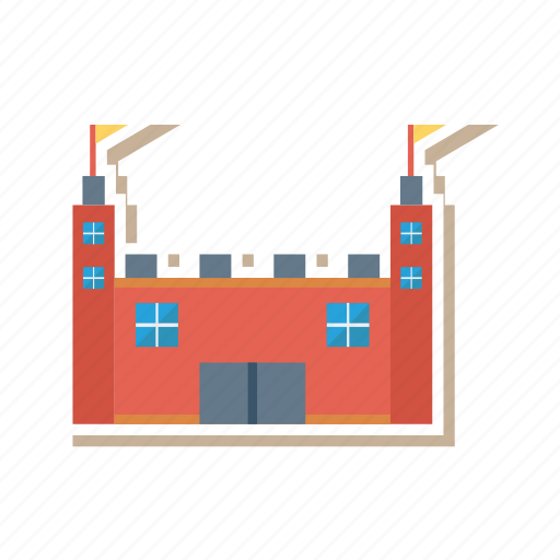 architect, building, estate, hotel, mall, real, shopping icon