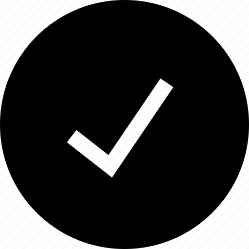check, home, mark, ok icon