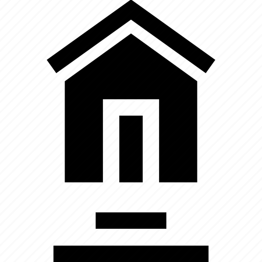 home, house, listing icon