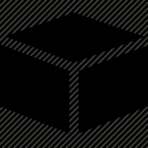 box, moving, shipping icon