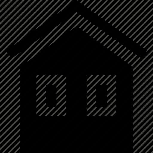 home, house, window, windows icon