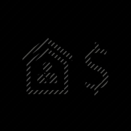 dollar, sign, user icon