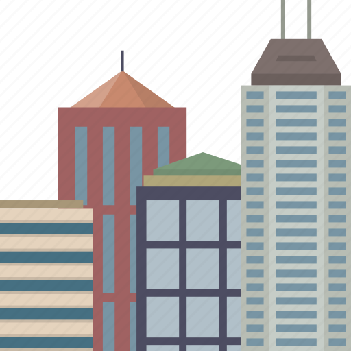 building, buildings, city, office icon