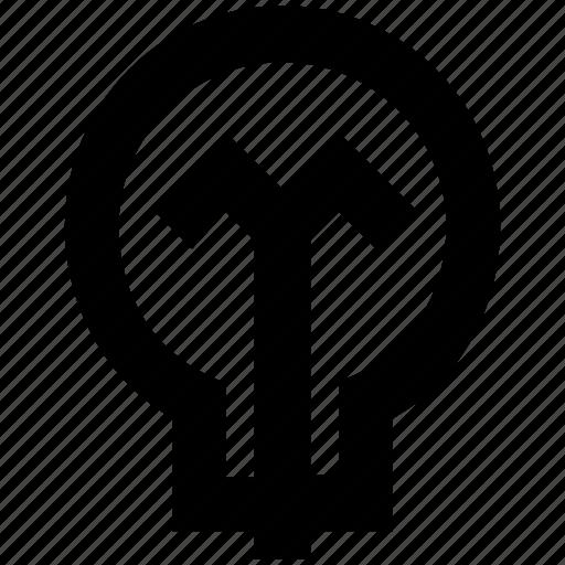 bulb, illumination, light, light bulb icon