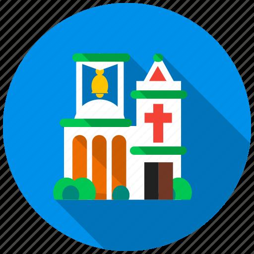 church, faith, god, jesus, sacrament, synagogue, temple icon