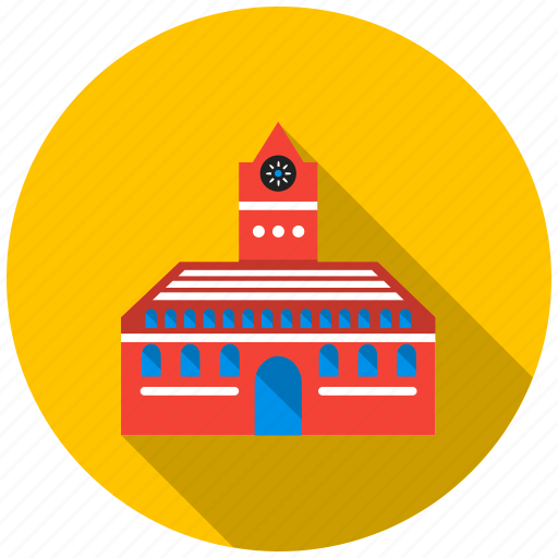 locomotive, platform, railroad, station, train, wagon, waiting room icon