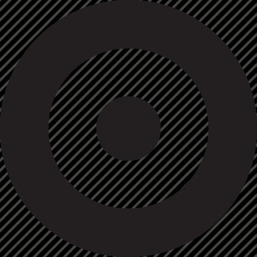 bulletpoint, circle, dot, listicon, shape, wingding icon
