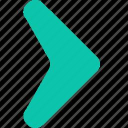 arrow, bulletfont, bulletpoint, custom, customshape, direction, listicon, point, right, shape, typography, wingding icon