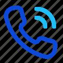call, active, phone icon