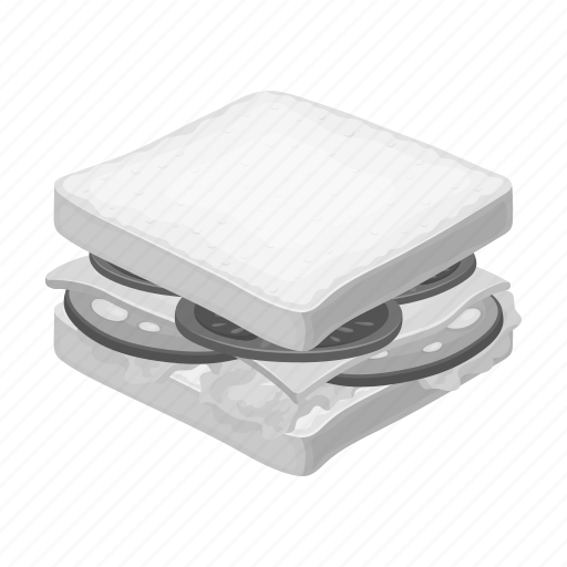 bread, cooking, food, ingredient, product, restaurant, sandwich icon