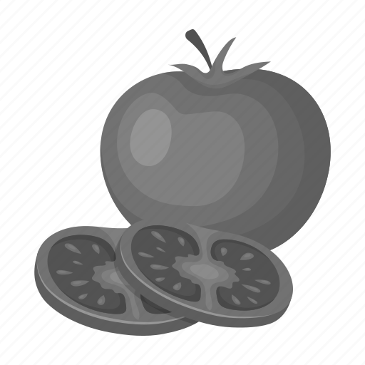 cooking, food, ingredient, product, restaurant, tomato, vegetable icon