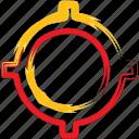 direction, gps, location, navigation icon