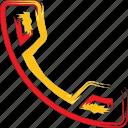 call, mobile, phone, telephone icon