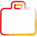 bag, brifcase, database, storage icon