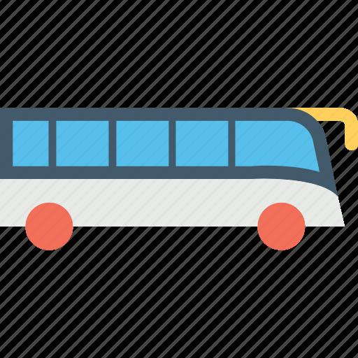 autobus, bus, coach, metrobus, omnibus icon