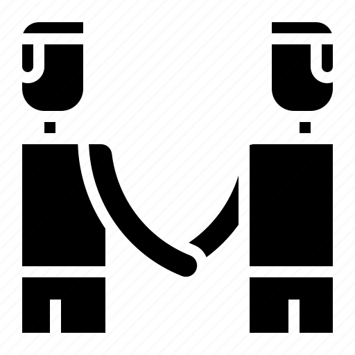 agreement, deal, hand, shake icon