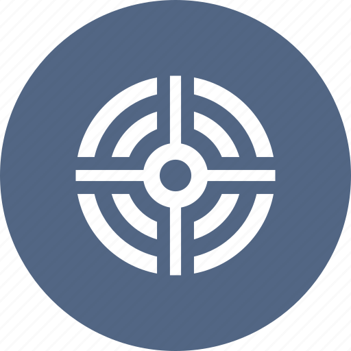 aspirations, business goal, marketing, target icon