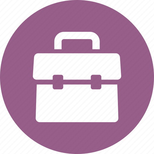 briefcase, business services, office, portfolio icon