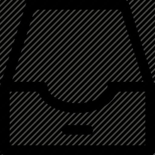 attribute, business, case, folder, professional icon