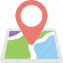 gps, location, location pin, map pin, navigation, placeholder icon