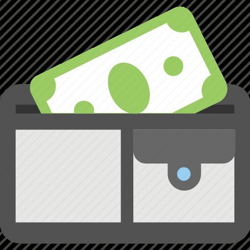 pocket purse, pocketbook, purse, saving, wallet icon