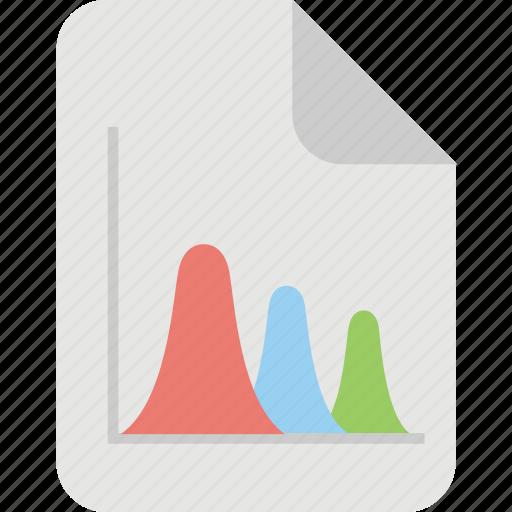 analytics, business analysis, business communication, business report, statistics icon