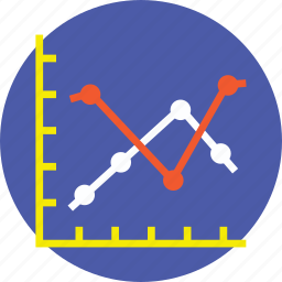 analytics, bar chart, bar diagram, bar graph, statistics icon