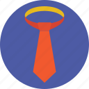 clothing, necktie, neckwear, red tie, tie icon