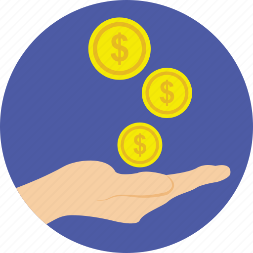 charity, contribution, donation, grant, offering icon
