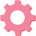cog, cogwheel, gear, preferences, settings, setup