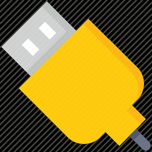 Data, drive, flash, stick, storage, usb icon - Download on Iconfinder